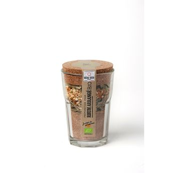 Achat en ligne Mélange bio pour rhum arrangé en verre à mojito 160g - Quai Sud