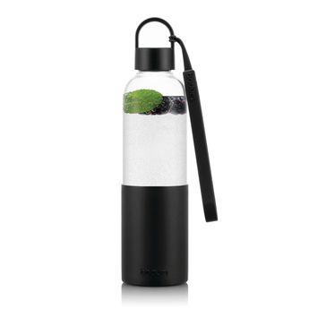 Achat en ligne Gourde en plastique tritan noir 500ml - Bodum