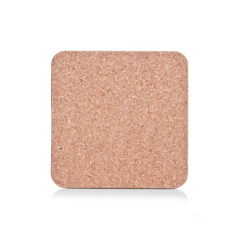 Dessous de plat en liège carré 19,5 cm - Zeller
