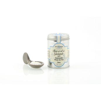 Achat en ligne Fleur de sel de Gérande IGP 90 g - Terre Exotique