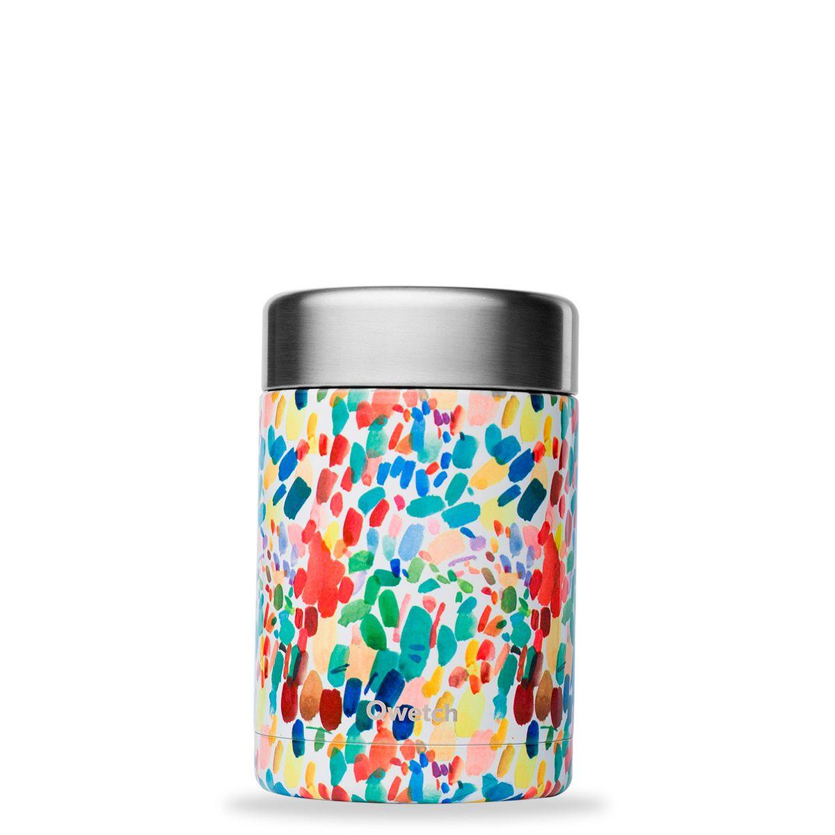 Boîte repas et soupe en inox Arty 650ml - Qwetch