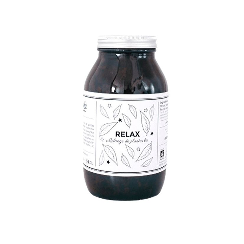 Infusion Mama Relax 55gr - Greenma
