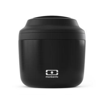 Achat en ligne Bento isotherme 550 ml MB Element noir onyx - Monbento