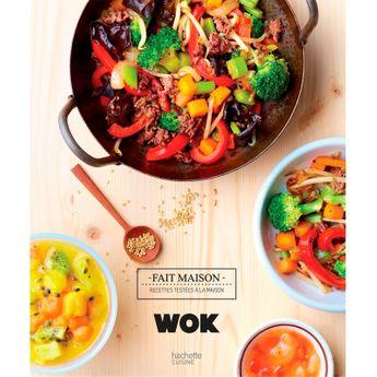 Achat en ligne Wok - Hachette Pratique
