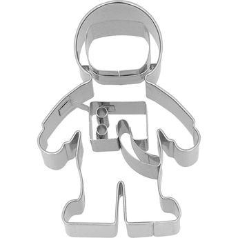 Achat en ligne Emporte-pièce en inox astronaute 8 cm - Birkmann