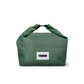 Achat en ligne Sac à lunch box verte en plastique recyclée - Black & Blum
