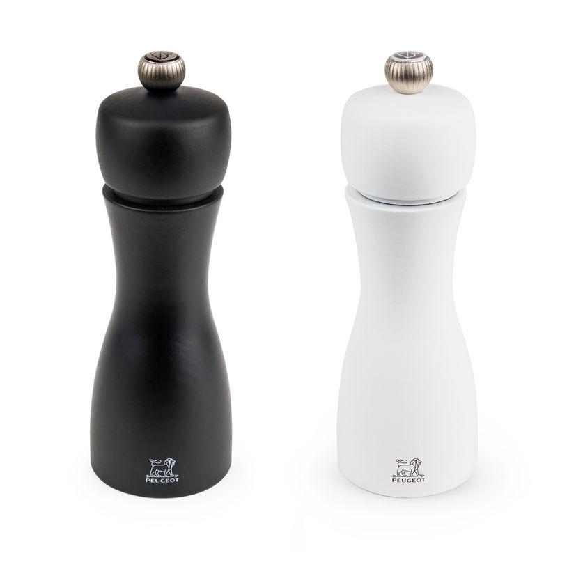 Coffret duo moulins Tahiti sel et poivre - Peugeot