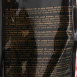 Chocolat noir à pâtisser Valrhona Guanaja 70% 3kg vrac - Mère