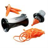 Taille-légumes Spirelli noir - Gefu