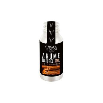 Achat en ligne Arôme alimentaire cannelle 50 ml - Patisdecor