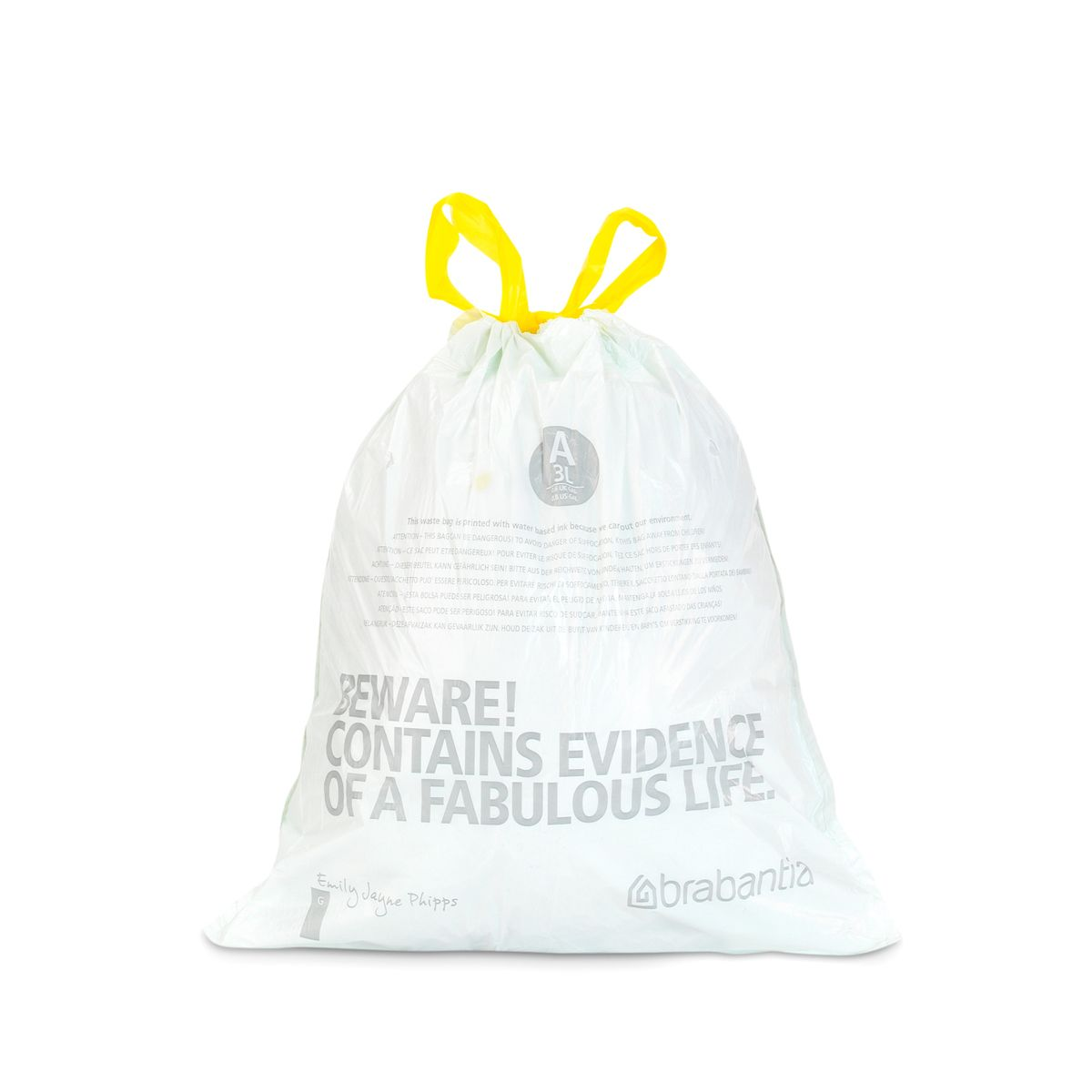 20 sacs-poubelle 3l - Brabantia