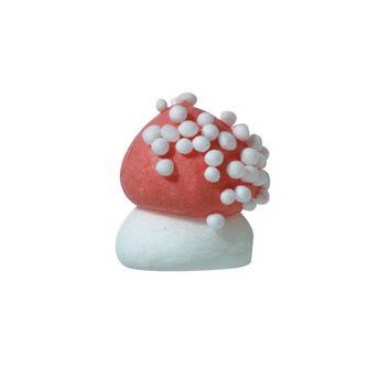 Achat en ligne Décor 3D : 20 champignons de Noël