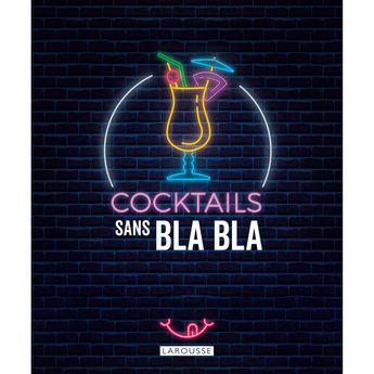 Achat en ligne Cocktail sans bla bla  - Larousse