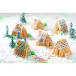 Moule village de Noël Cozy Village Pan en fonte d´aluminium - Nordic Ware
