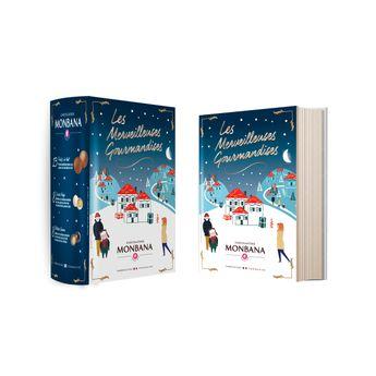 Achat en ligne Livre Les Merveilleuses gourmandises - Monbana