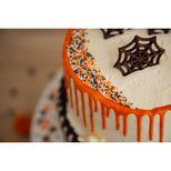 Glaçage orange prêt à l´emploi pour gâteaux à étages et biscuits 130 gr - Scrapcooking