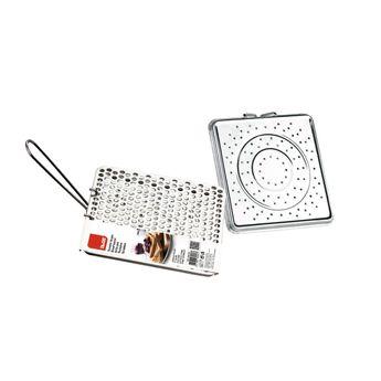 Achat en ligne Grille pain 20 x 20 cm - Ibili