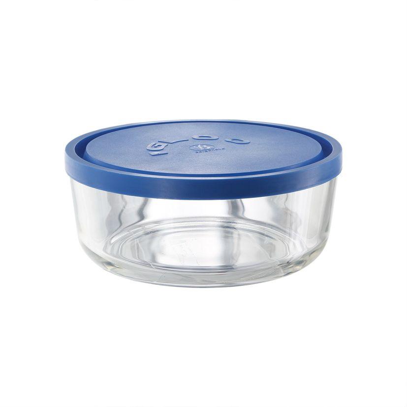 Boite en verre Igloo ronde 1,47L - Borgonovo