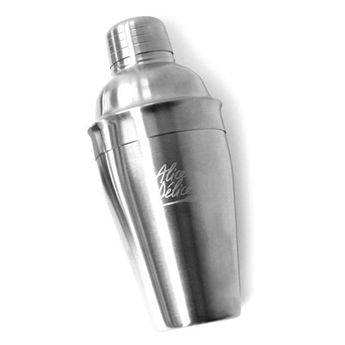 Shaker à cocktail - 700 Ml - Inox brossé - Alice Délice
