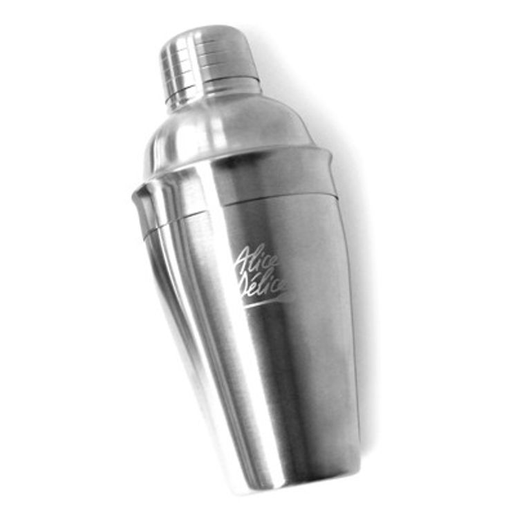 Shaker à cocktail - 700 Ml - Inox brossé - Zodio