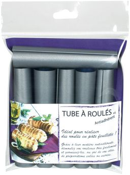 SET 6 TUBES A ROULES - CHEVALIER DIFFUSION