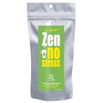 INFUSION  ZEN NO STRESS - 50 G - ALICE DELICE