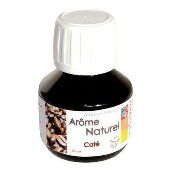 AROME NATUREL DE CAFE 50ML - SCRAPCOOKING