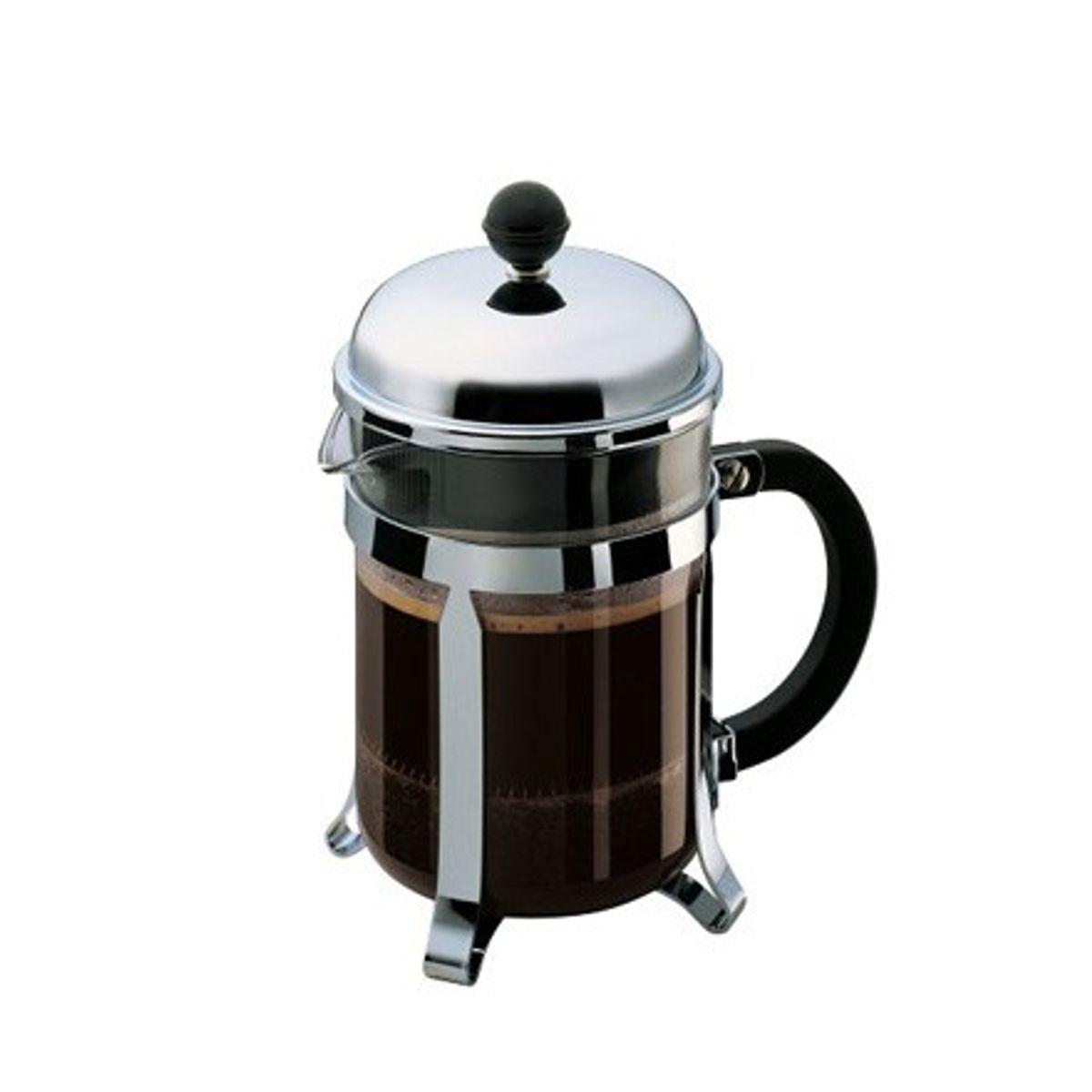 CAFETIERE A PISTON CHAMBORD - 4T - BODUM