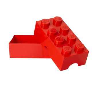 BOITE GOUTER LEGO ROUGE - LEGO