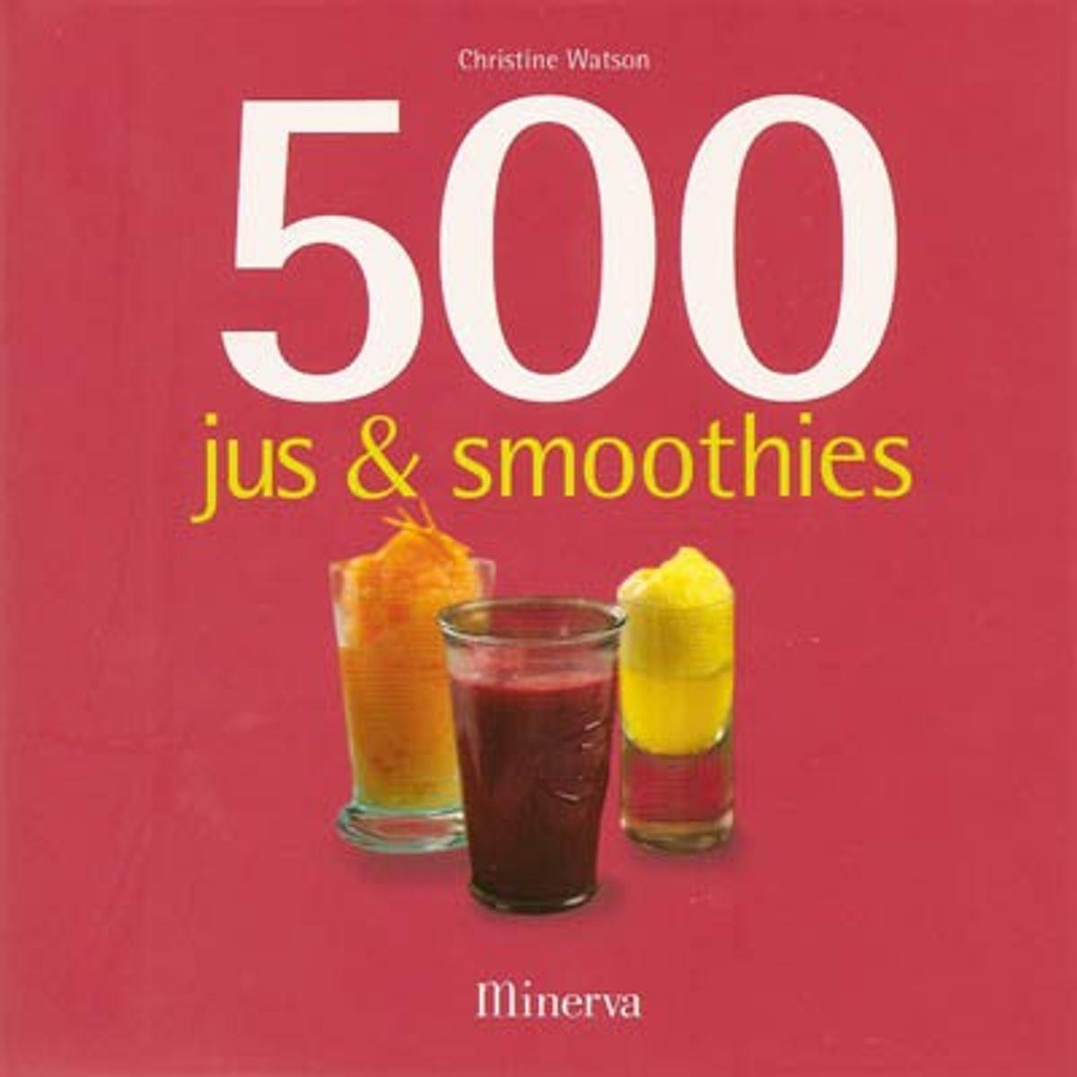 500 SMOOTHIES - MINERVA