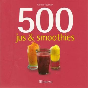 500 SMOOTHIES - MINERVA