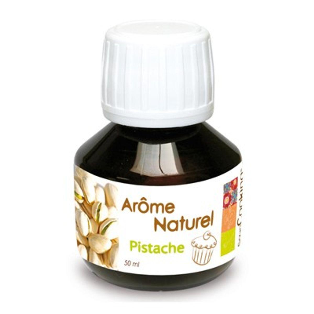 AROME NATUREL DE PISTACHE 50ML - SCRAPCOOKING
