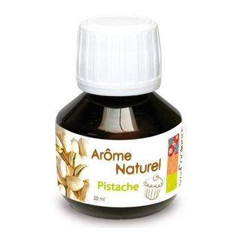 AROME NATUREL DE PISTACHE 50ML - SCRAPCOOKING
