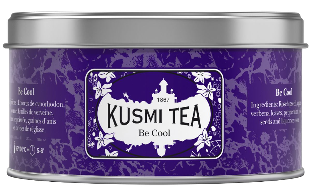 THÉ BE COOL - 100G - KUSMI TEA