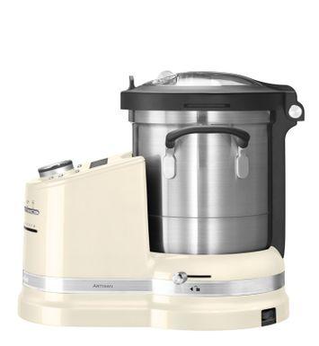 cook processor robot cuiseur creme kitchenaid alice d lice. Black Bedroom Furniture Sets. Home Design Ideas