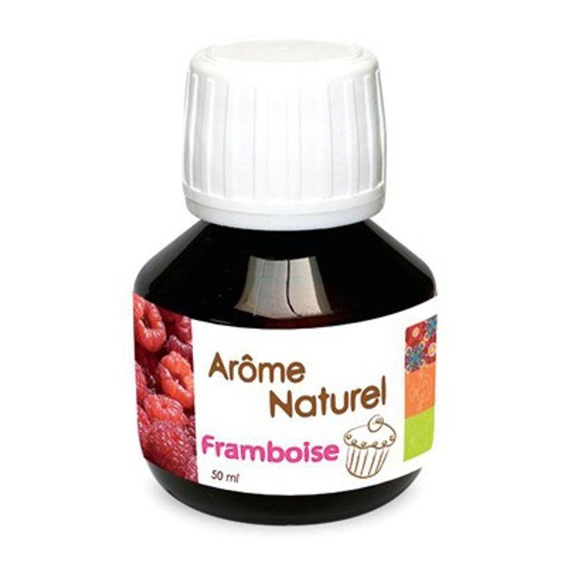 AROME NATUREL DE FRAMBOISE 50ML - SCRAPCOOKING