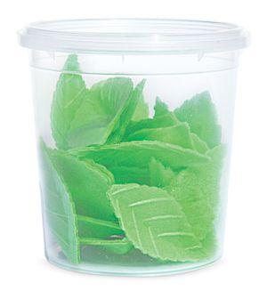 Achat en ligne 24 feuilles vertes azyme - Scrapcooking