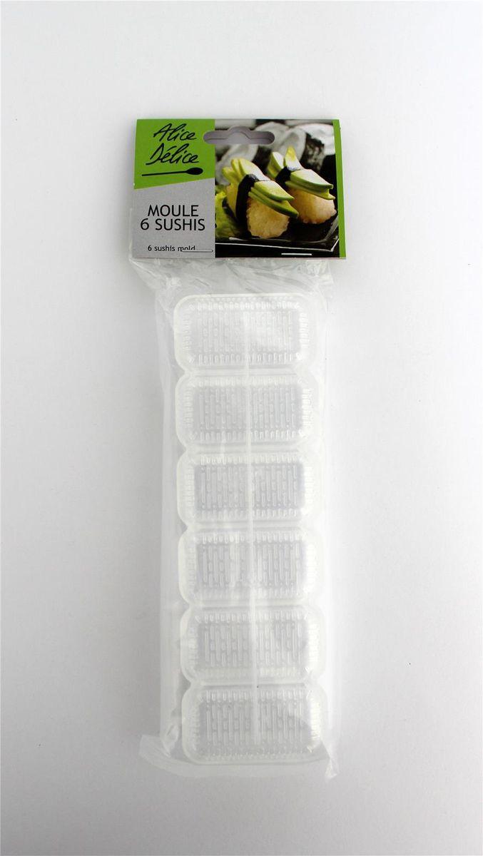 Moule sushi 6 pièces - Zodio