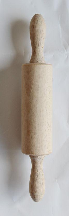 Petit rouleau bois enfant 10cm - Alice Délice
