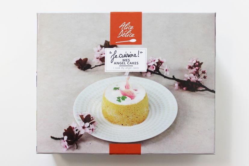 KIT ANGEL CAKE - ALICE DELICE