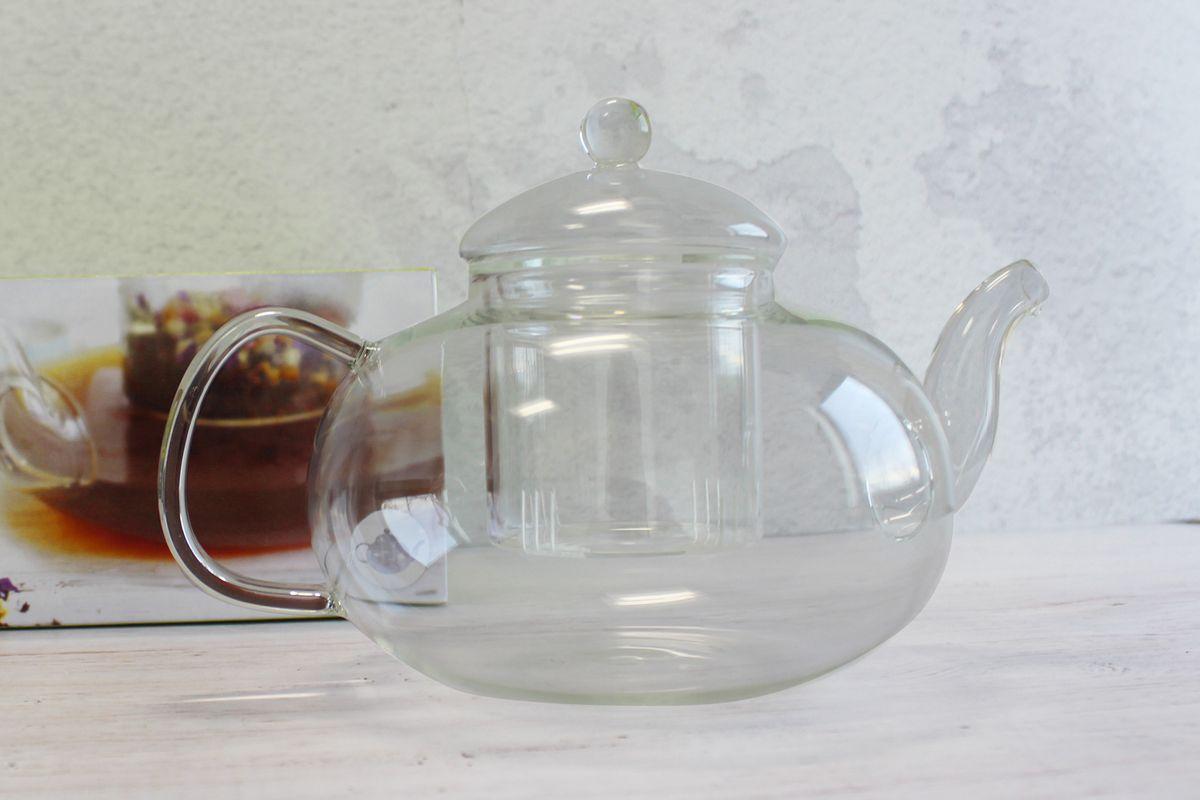 Théière verre - 1.5L - Alice Délice